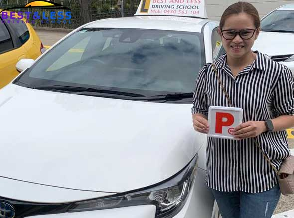 Best Automatic Driving Instructor Blacktown