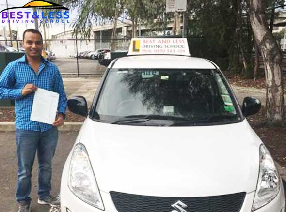 Local Car Driving Instructors in Blacktown